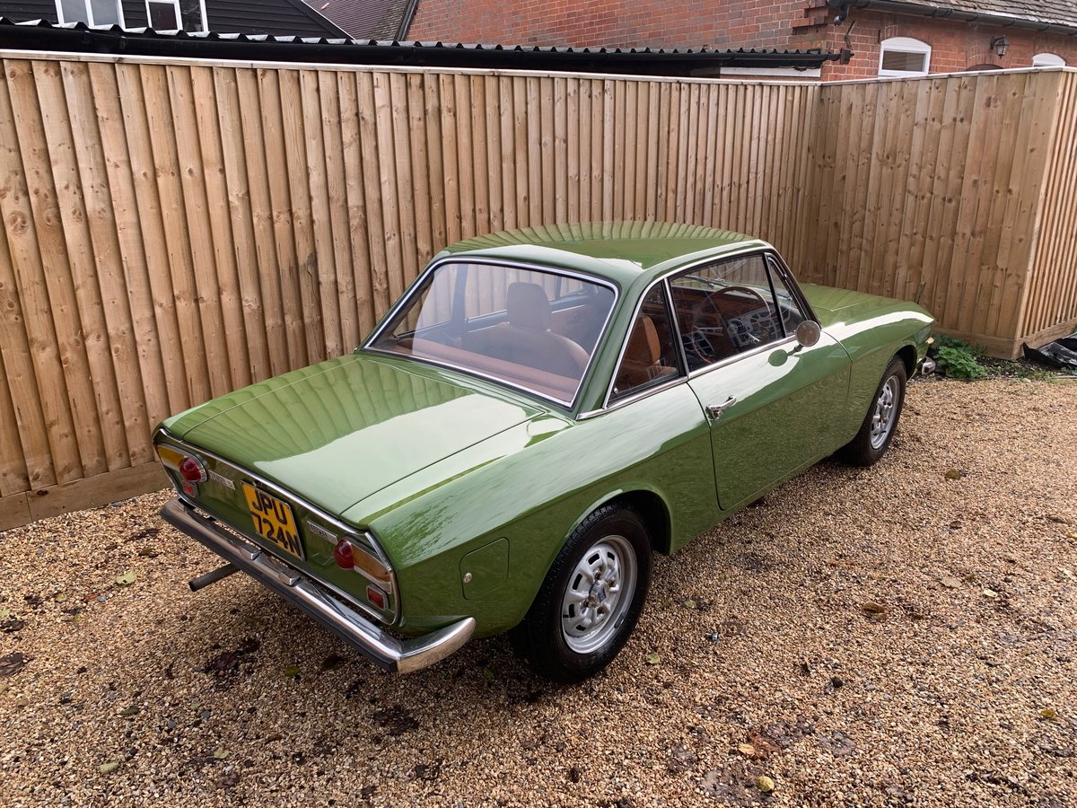 1975 Lancia Fulvia RHD for sale  For Sale (picture 6 of 6)