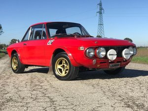 1969 Lancia Fulvia COUPE' HF 1600  For Sale