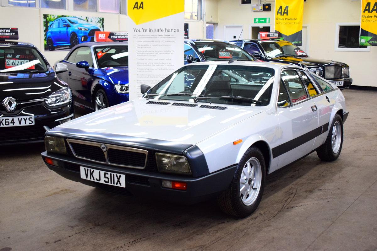 1981 Lancia Montecarlo 2 0 2d For Sale