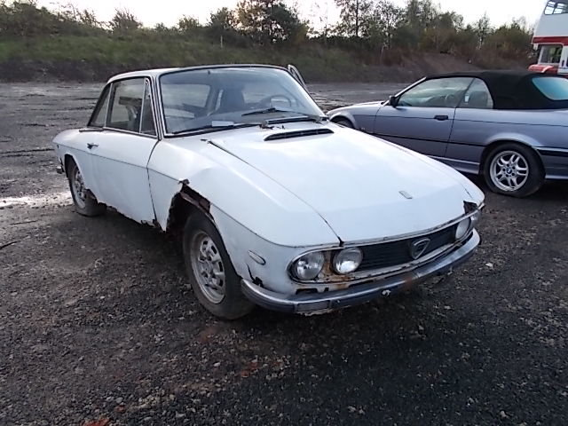 1975 Lancia fulvia 3 1.3s For Sale (picture 1 of 6)