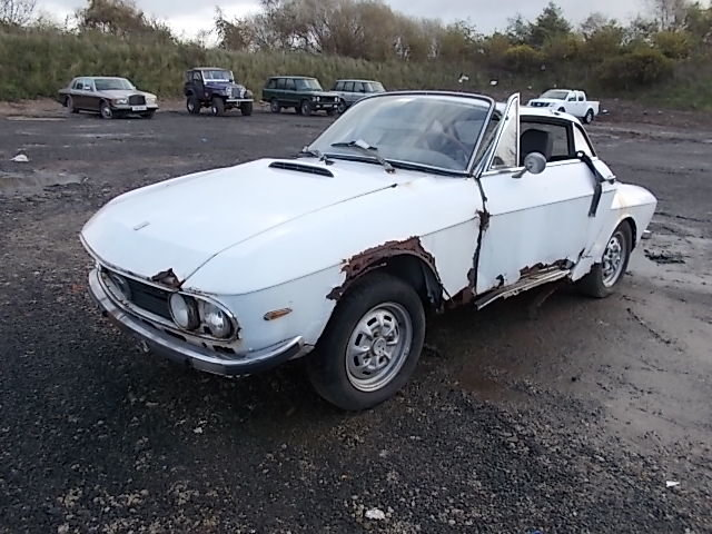 1975 Lancia fulvia 3 1.3s For Sale (picture 2 of 6)