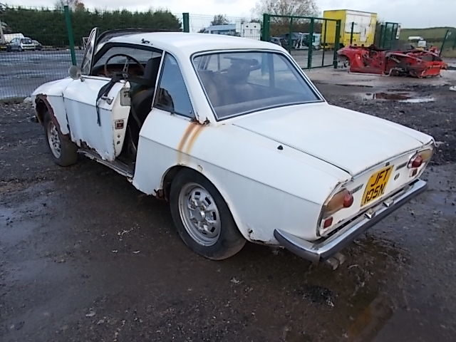 1975 Lancia fulvia 3 1.3s For Sale (picture 3 of 6)
