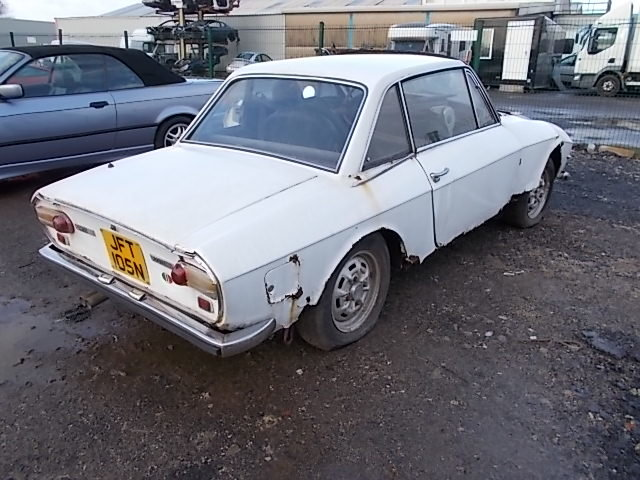 1975 Lancia fulvia 3 1.3s For Sale (picture 4 of 6)