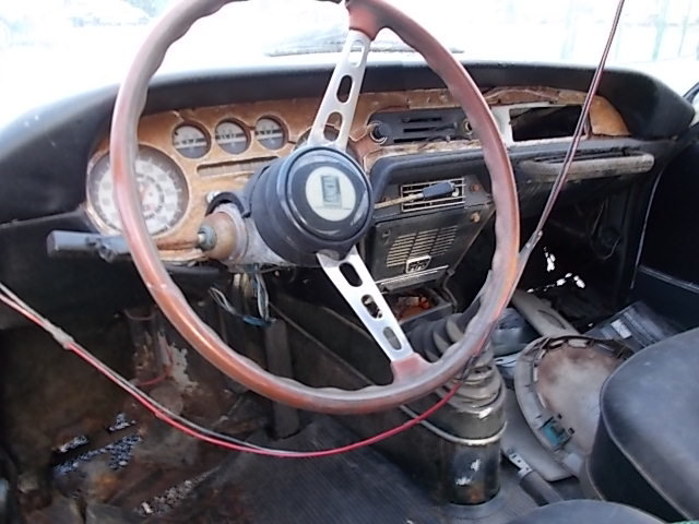 1975 Lancia fulvia 3 1.3s For Sale (picture 5 of 6)