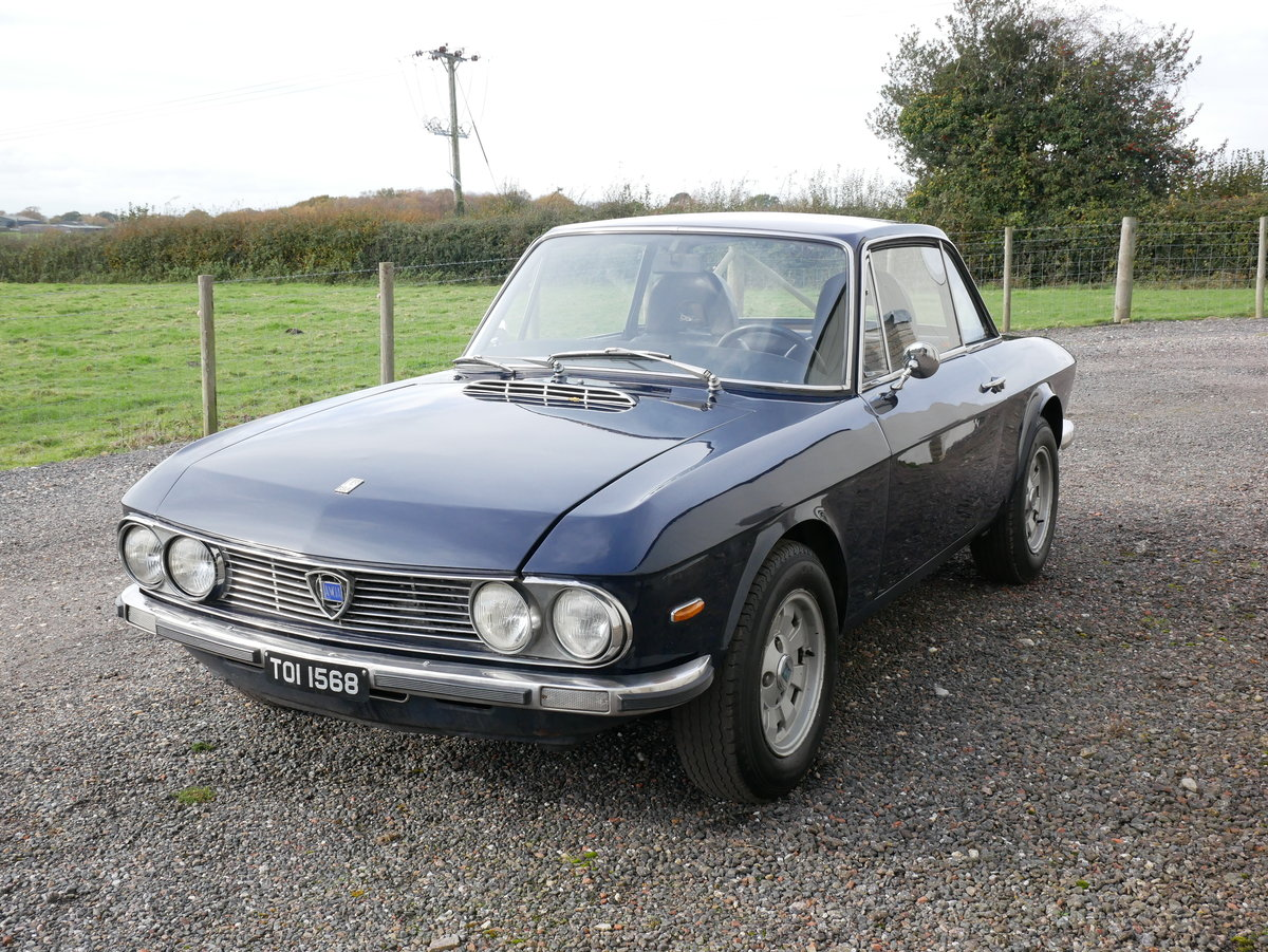 1972 Lancia Fulvia 1600HF For Sale (picture 1 of 6)