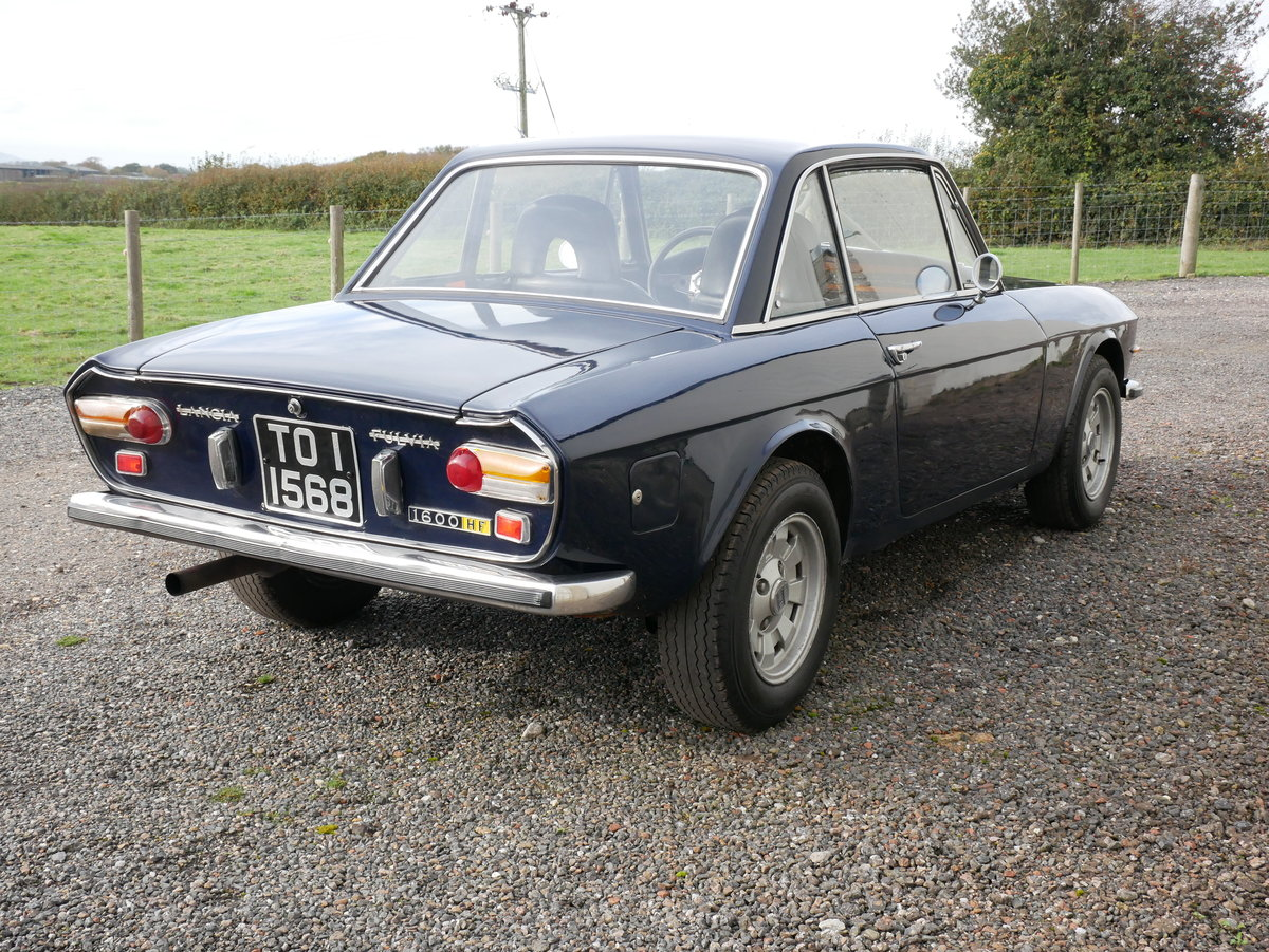 1972 Lancia Fulvia 1600HF For Sale (picture 4 of 6)