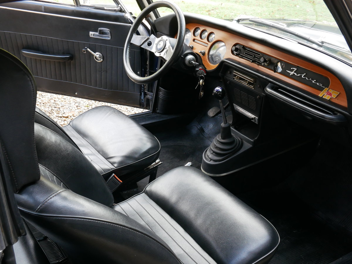 1972 Lancia Fulvia 1600HF For Sale (picture 6 of 6)
