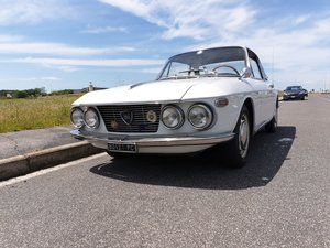 1966 Lancia Fulvia Coupe 1.2 First Series