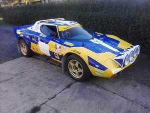 2013 Lancia stratos recreation For Sale