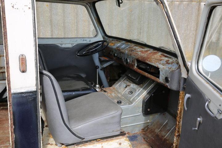 1959 Lancia Appia Jolly van -Original works service van For Sale (picture 4 of 6)