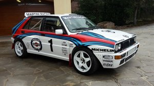 1993 Lancia Delta Integrale Evo2 Sedice Martini colors For Sale