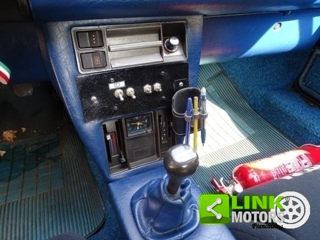 1976 Lancia Beta Montecarlo 2.0 Coupe' For Sale (picture 6 of 6)