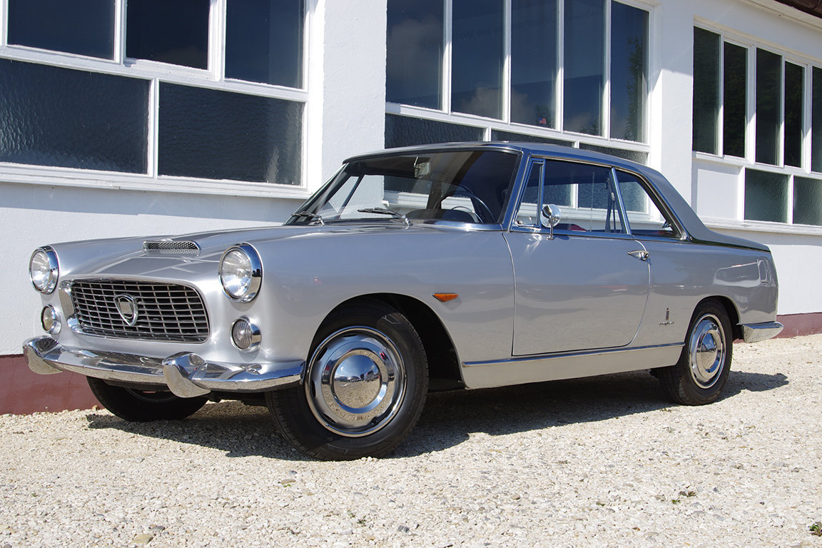 1961 Lancia Flaminia Pininfarina Coupé 2.5 For Sale (picture 1 of 6)