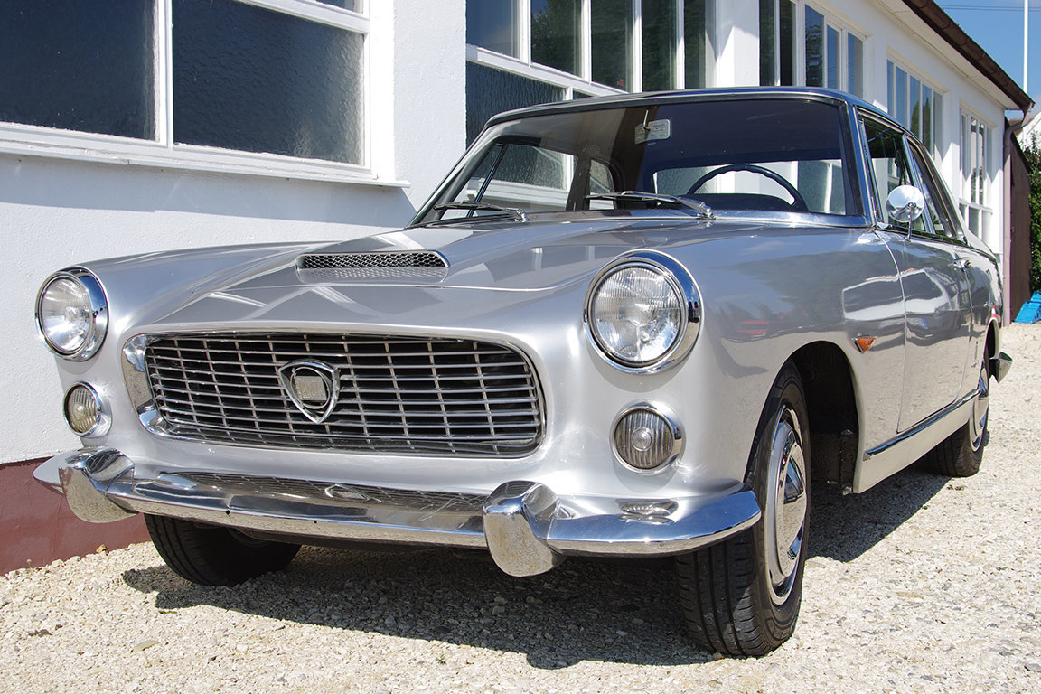 1961 Lancia Flaminia Pininfarina Coupé 2.5 For Sale (picture 2 of 6)