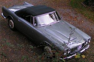 1961 Lancia Flaminia Convertible Rare & Exclusive !!! For Sale
