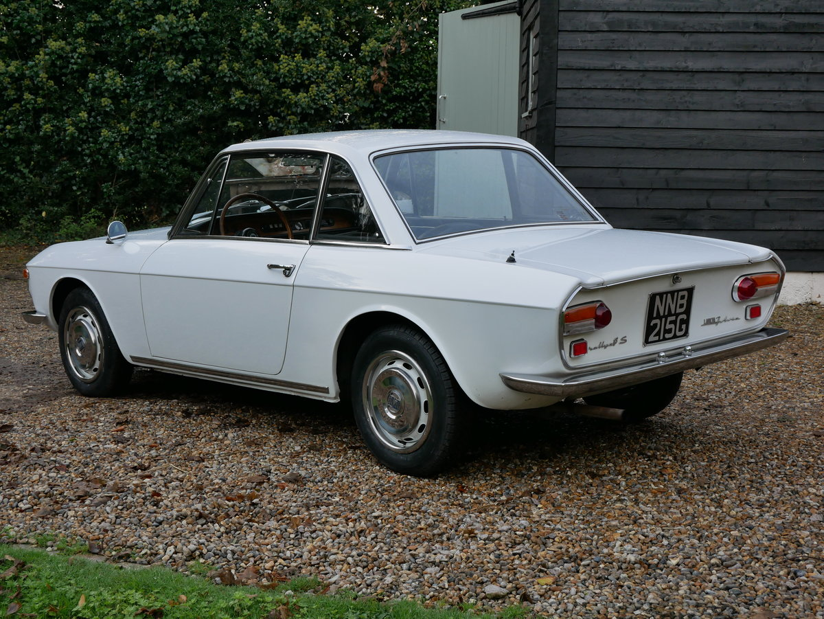 1969 Lancia Fulvia Rallye 1.3S For Sale (picture 4 of 6)