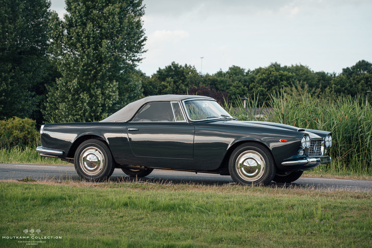 1960 LANCIA FLAMINIA TOURING SERIES I, extremely rare  For Sale (picture 2 of 6)