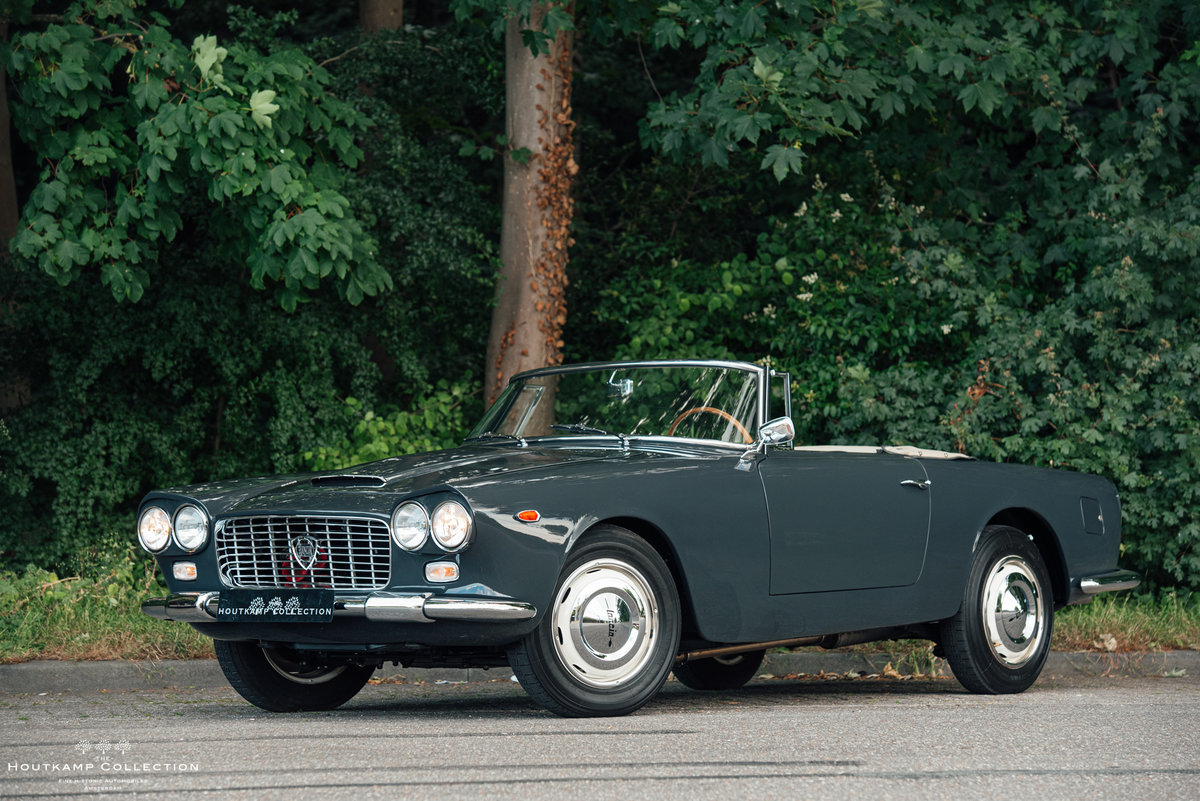 1960 LANCIA FLAMINIA TOURING SERIES I, extremely rare  For Sale (picture 3 of 6)