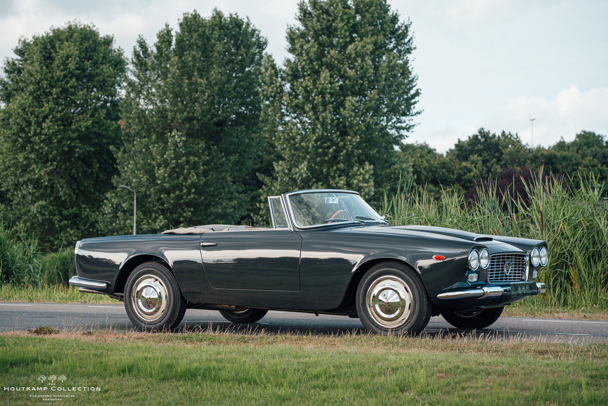 1960 LANCIA FLAMINIA TOURING SERIES I, extremely rare  For Sale (picture 4 of 6)