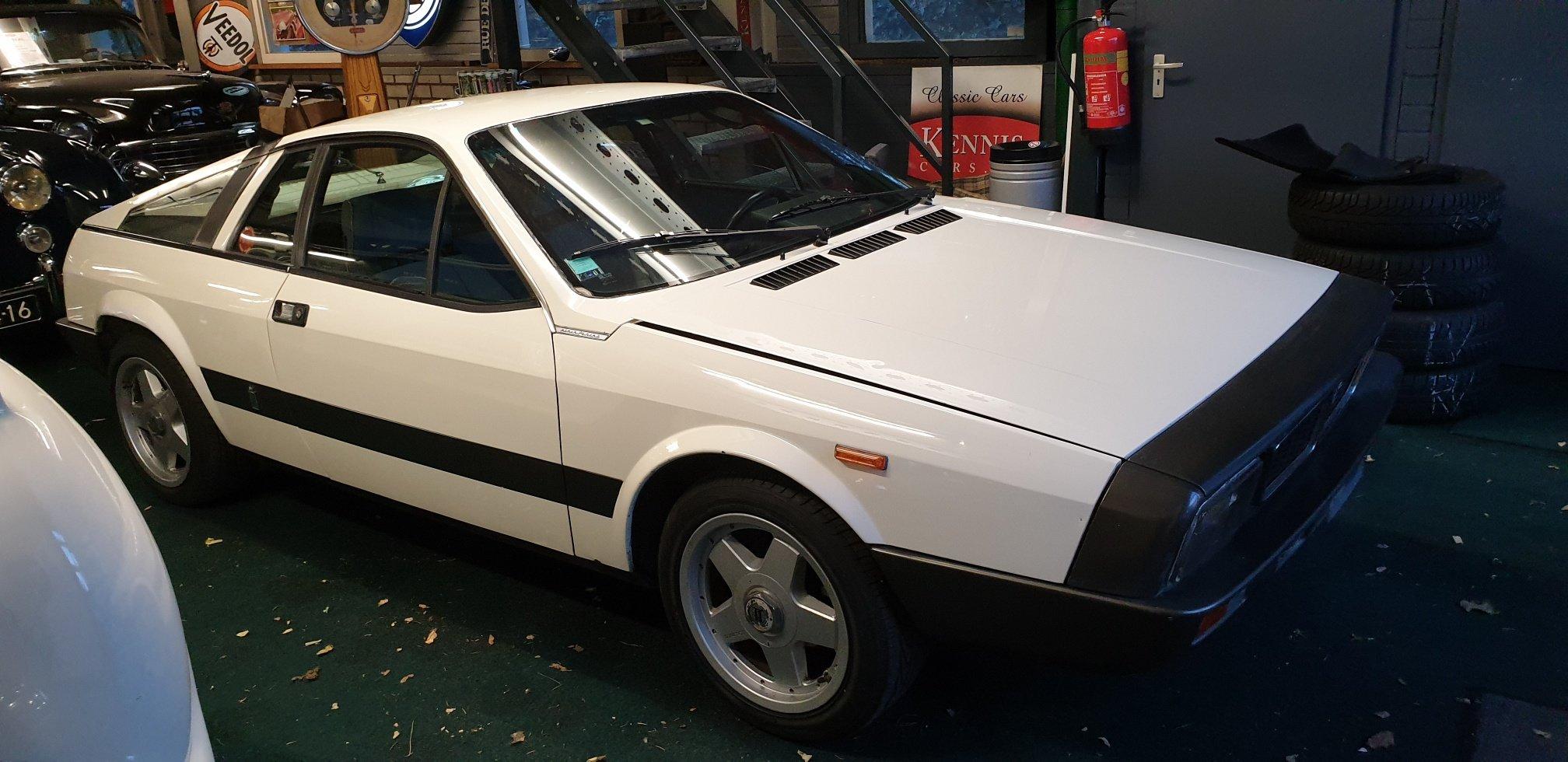Lancia Beta Monte Carlo Coupe 1982 For Sale (picture 1 of 6)