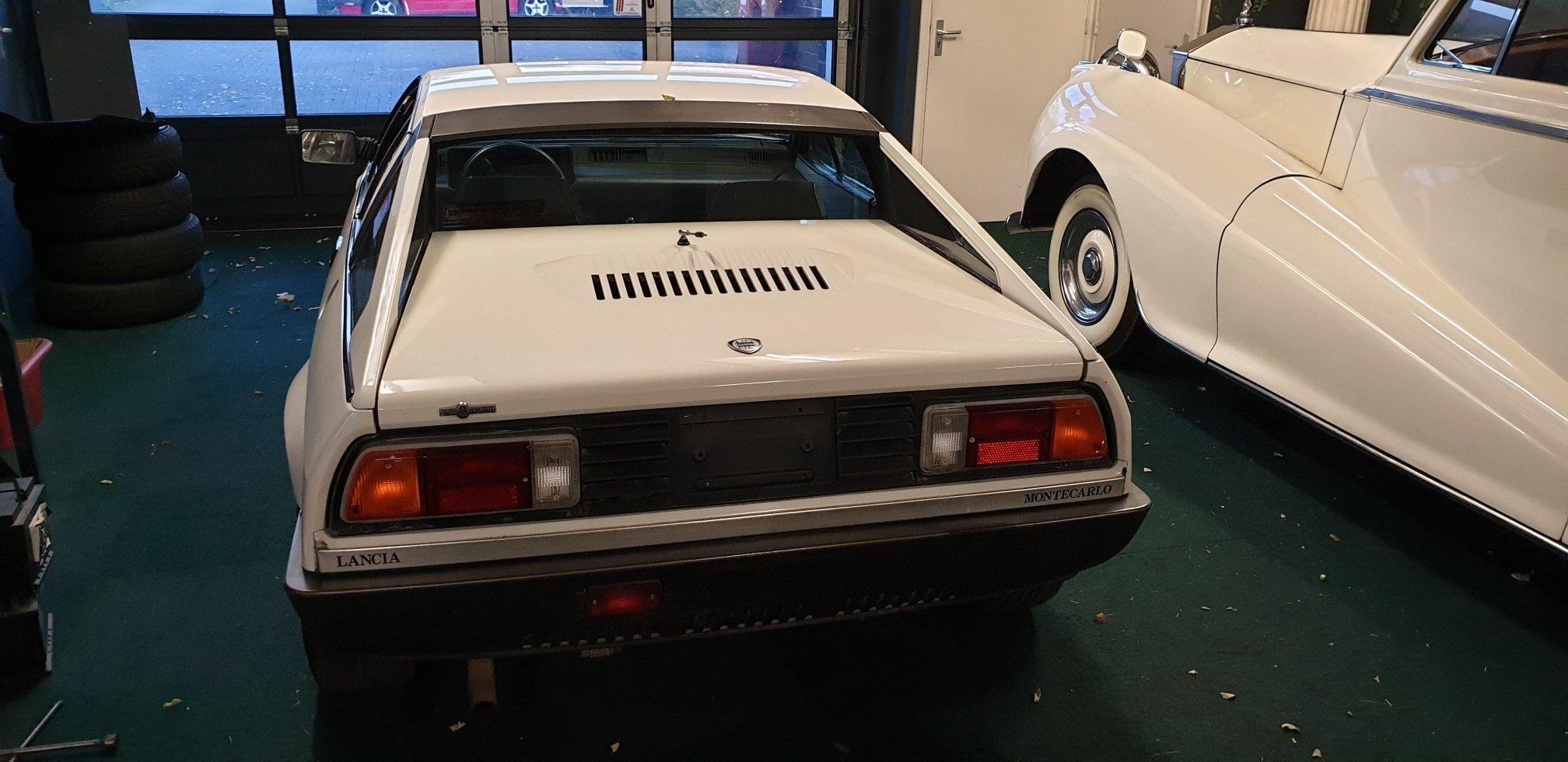 Lancia Beta Monte Carlo Coupe 1982 For Sale (picture 5 of 6)