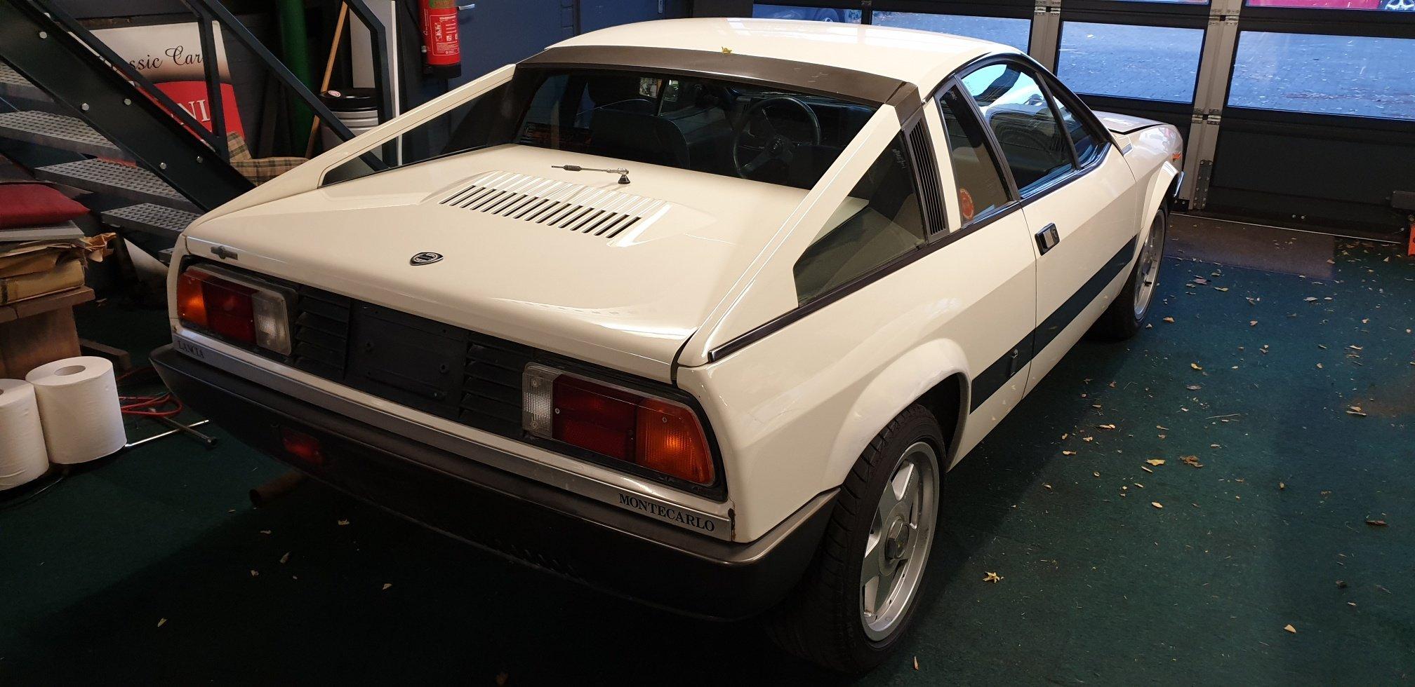 Lancia Beta Monte Carlo Coupe 1982 For Sale (picture 6 of 6)