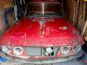 1969 Fulvia S1 Rallye S Coupe For Restoration For Sale