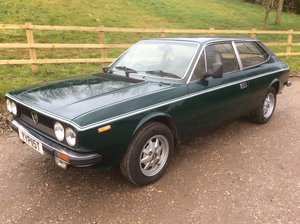 1979 Lancia Beta 2.0 HPE in Ascot Green For Sale