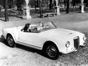 1956 Lancia Aurelia B24 Spider