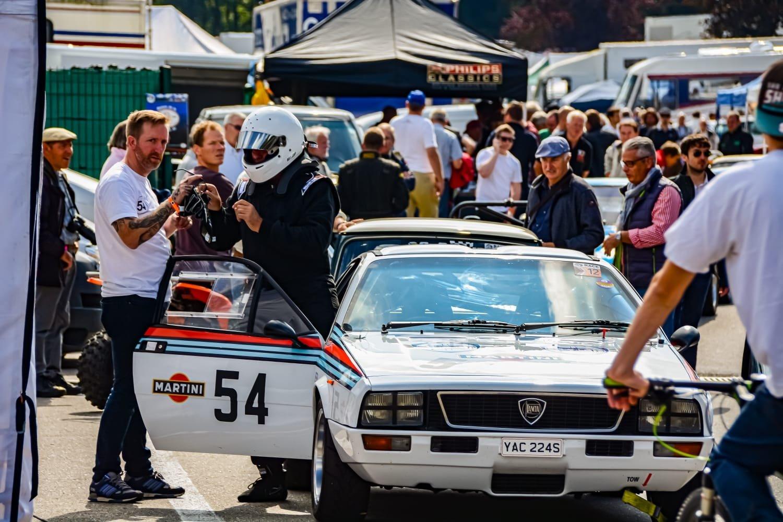 1978 Lancia Montecarlo FIA/HSCC Race car (Road legal) For Sale (picture 3 of 24)