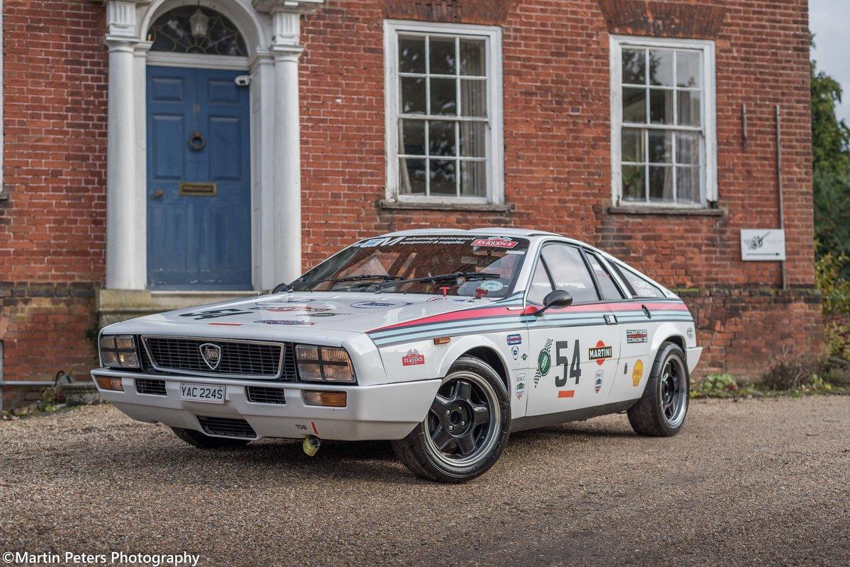 1978 Lancia Montecarlo FIA/HSCC Race car (Road legal) For Sale (picture 6 of 24)