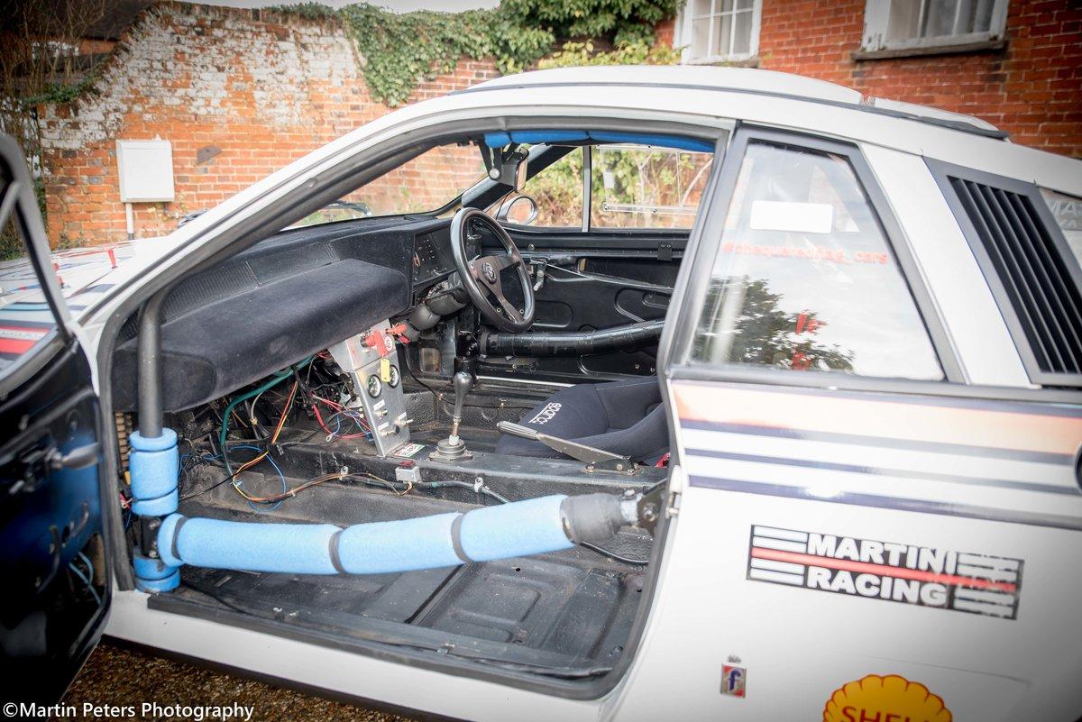 1978 Lancia Montecarlo FIA/HSCC Race car (Road legal) For Sale (picture 11 of 24)