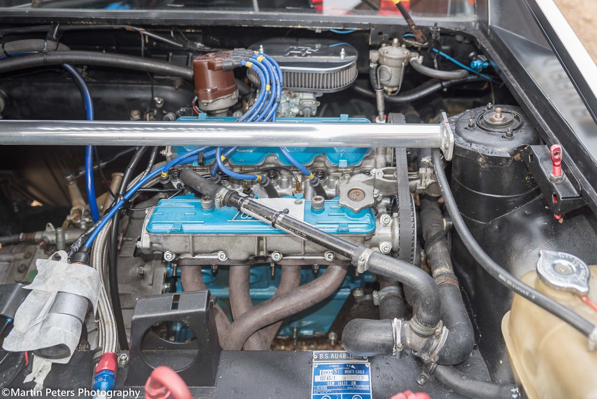 1978 Lancia Montecarlo FIA/HSCC Race car (Road legal) For Sale (picture 12 of 24)