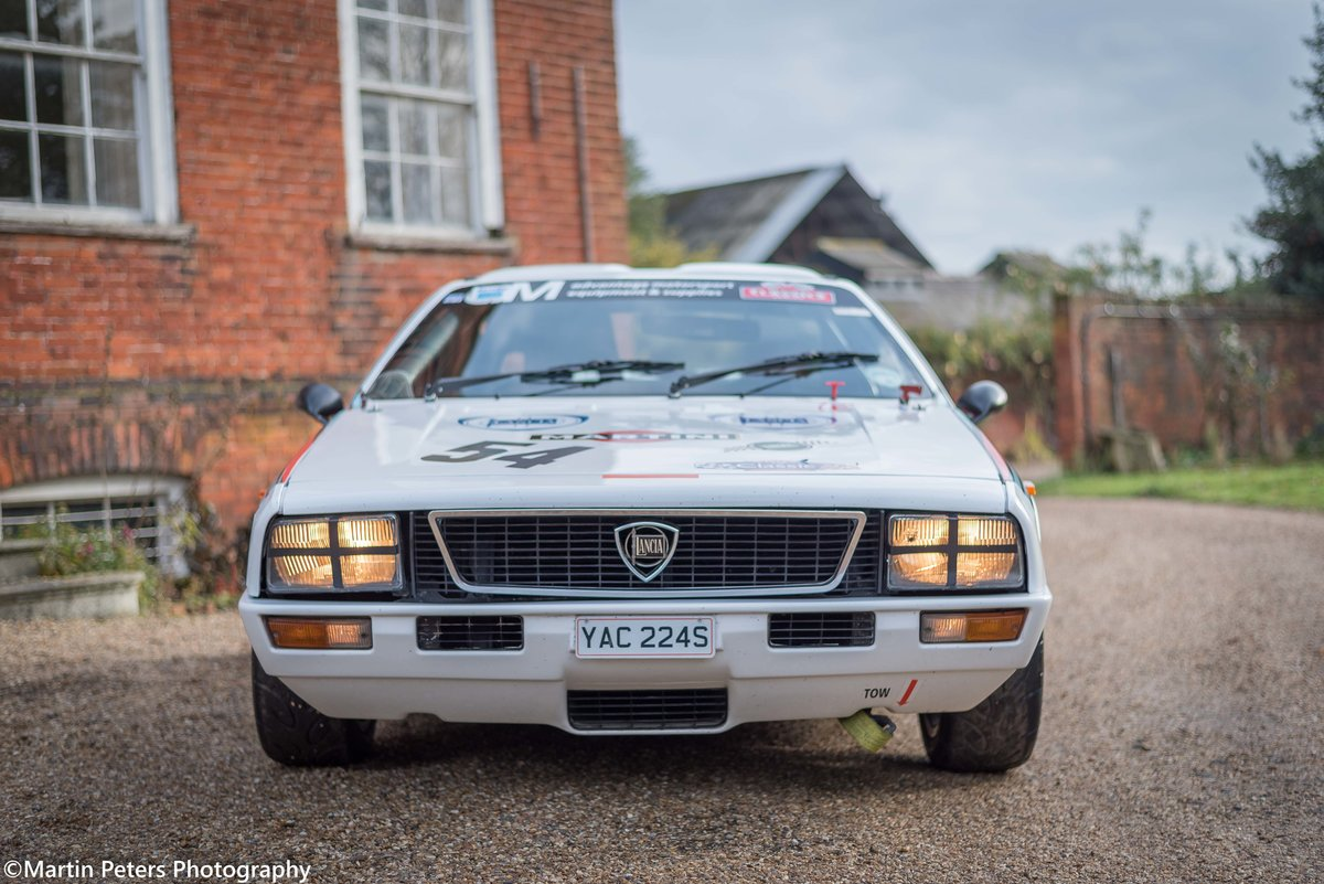 1978 Lancia Montecarlo FIA/HSCC Race car (Road legal) For Sale (picture 15 of 24)