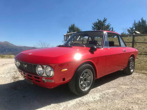 1972 Lancia Fulvia Coupe - Absolutely stunning - Restored