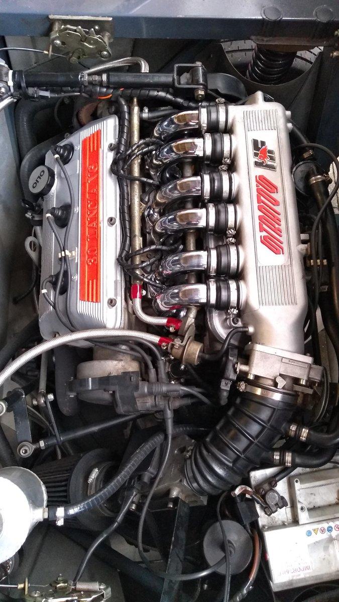 Lancia Stratos Transformer Replica  - Rare 1978 SOLD (picture 6 of 6)