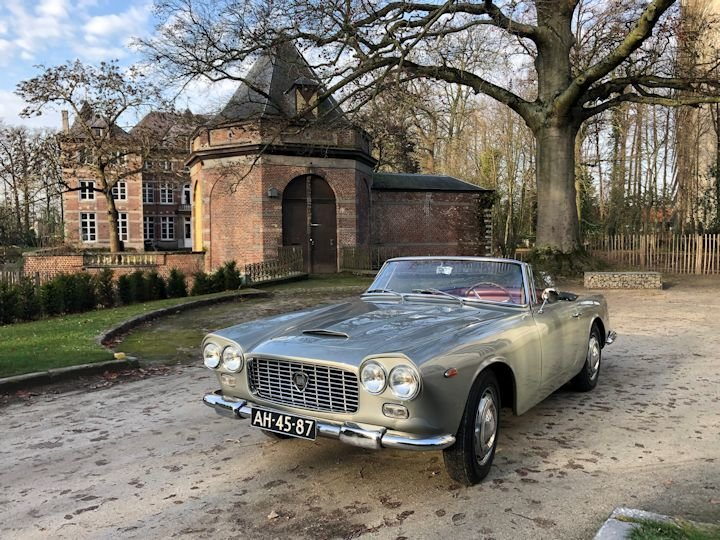 Lancia Flaminia Touring 2.5 Convertible 1961 LHD For Sale (picture 1 of 6)