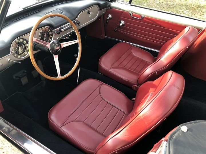 Lancia Flaminia Touring 2.5 Convertible 1961 LHD For Sale (picture 4 of 6)
