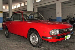 LANCIA FULVIA COUPÈ 1.3S 2A SERIES (1972) PRESERVED For Sale