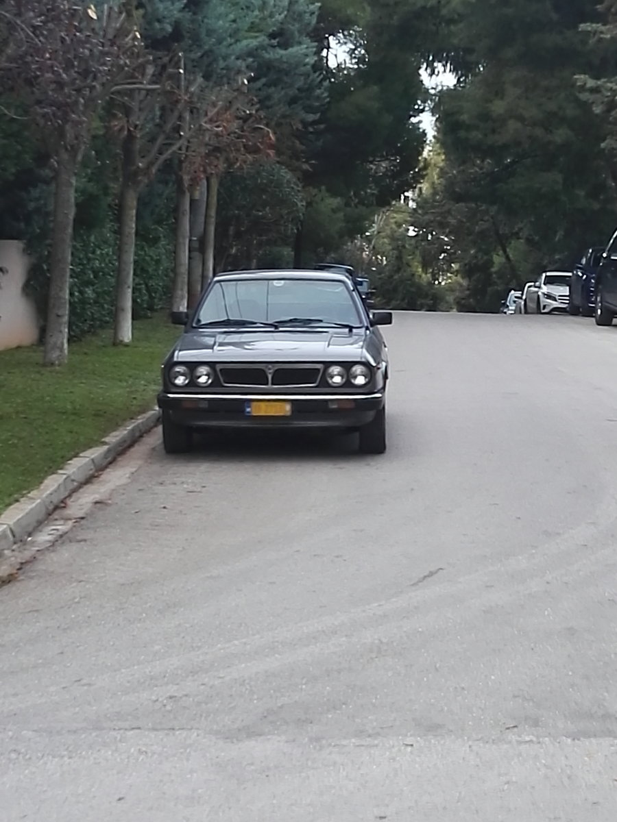 1982 Lancia Beta Coupe 1.6  For Sale (picture 1 of 6)