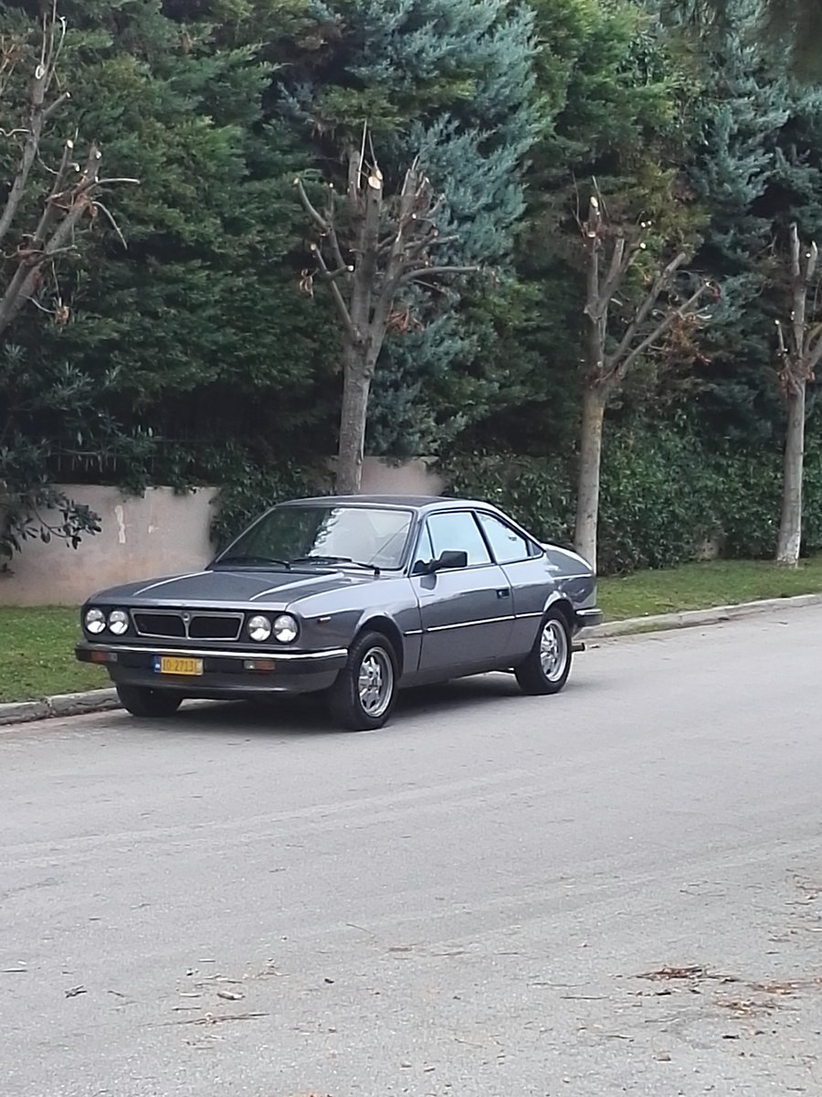1982 Lancia Beta Coupe 1.6  For Sale (picture 2 of 6)