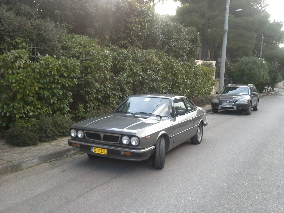 1982 Lancia Beta Coupe 1.6  For Sale (picture 4 of 6)
