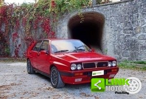 1989 Lancia Delta Turbo 16V HF Integrale For Sale