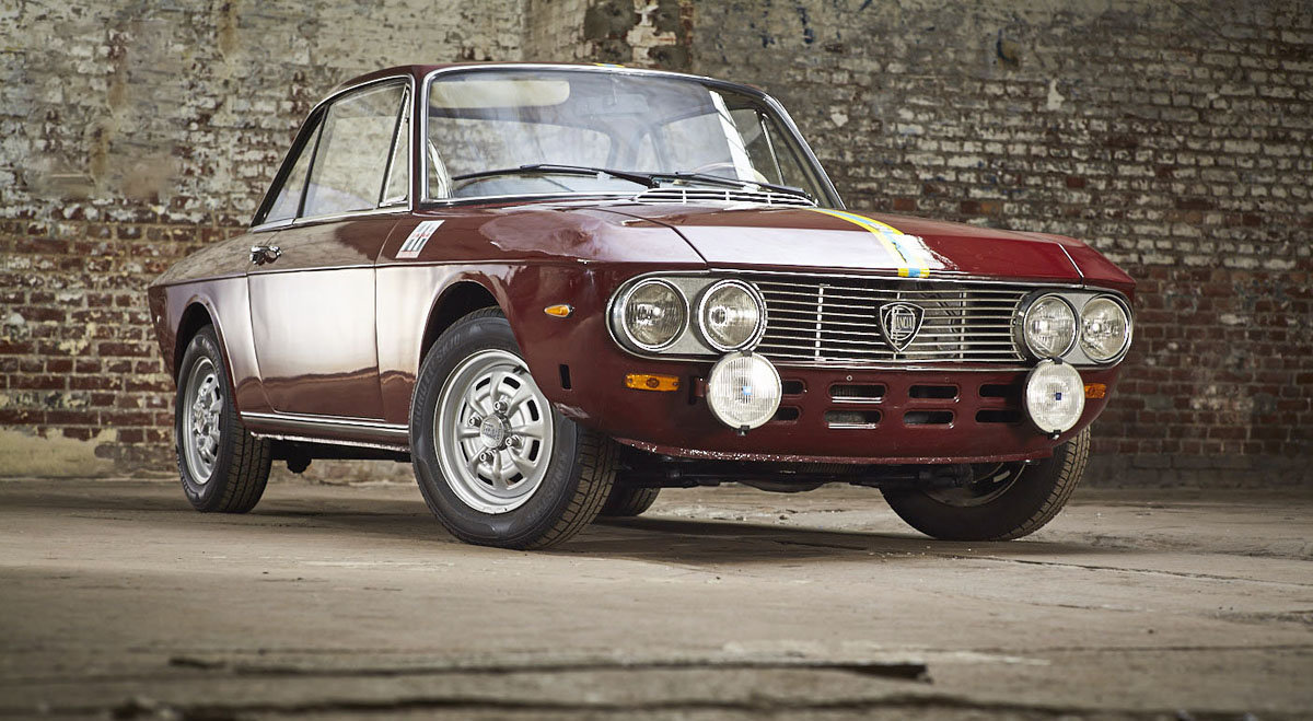1972 Lancia Fulvia Coupe 17 Jan 2020 For Sale by Auction (picture 1 of 6)