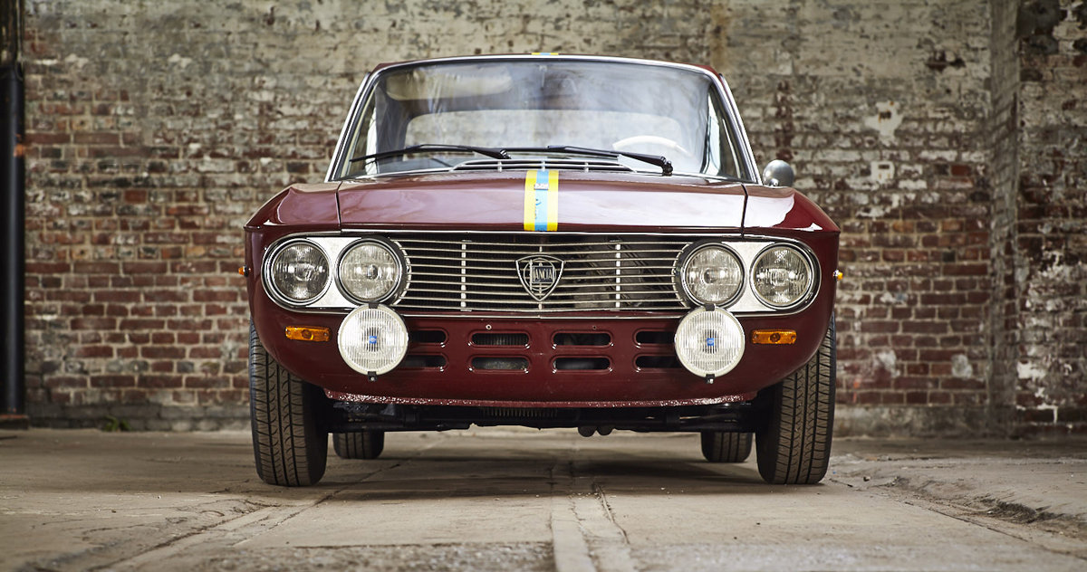 1972 Lancia Fulvia Coupe 17 Jan 2020 For Sale by Auction (picture 2 of 6)