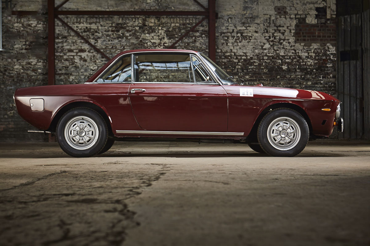 1972 Lancia Fulvia Coupe 17 Jan 2020 For Sale by Auction (picture 4 of 6)