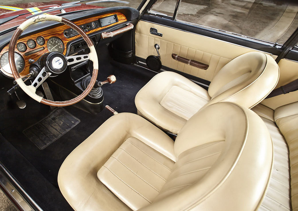 1972 Lancia Fulvia Coupe 17 Jan 2020 For Sale by Auction (picture 6 of 6)