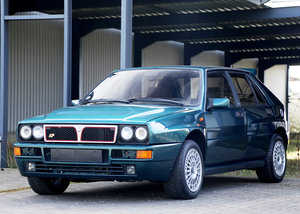 1992 Lancia Delta Integrale Evolution 17 Jan 2020 For Sale by Auction
