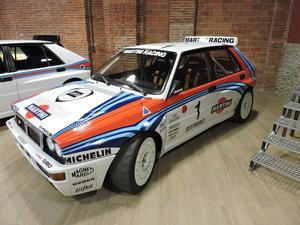 1992 Lancia Delta Integrale Evo 1 Rally Legend