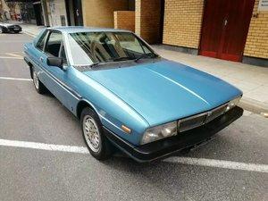 1985  Lancia GAMMA COUPE 2.5Ei Series II Man RHD